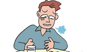 焦虑症患者的常见症状